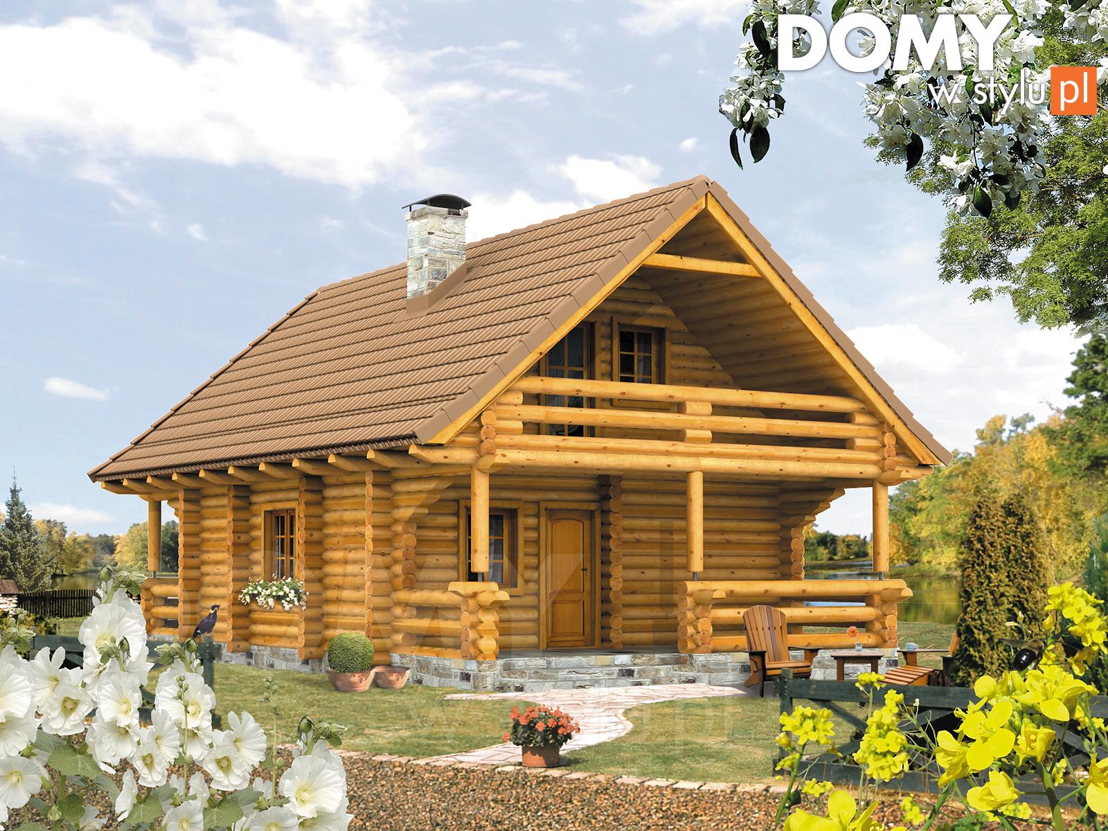 Projekty domów szkieletowych. Ile kosztuje budowa drewnianego domu?